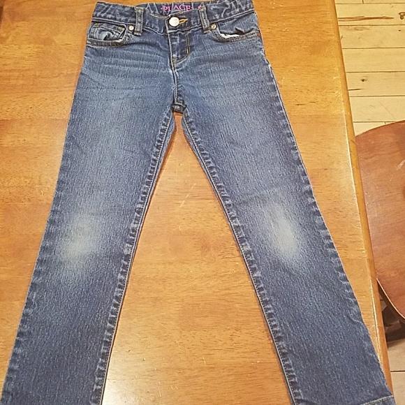 4e4db295ba5ae Children's Place Bottoms | Little Girls Skinny Jeans 5 For 20 | Poshmark